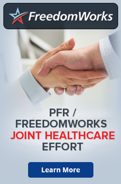 PFR / Freedowm Works Joint Healthcare Effort